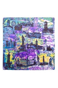 Платок текстильный, # FCB 106-6508