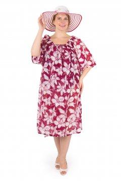 Платье текстильное, # B 1233-22r