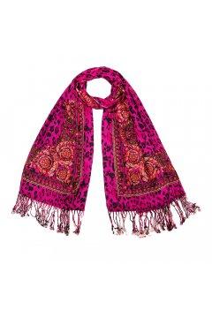 Палантин текстильный, # 198 R135-5