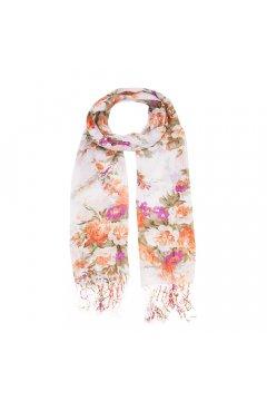 Палантин с цветами, # PP 1509 26-2