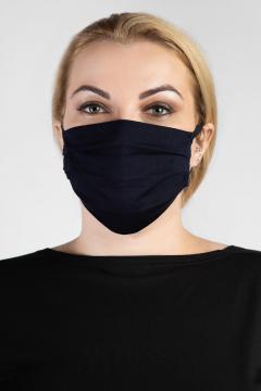 Набор тканевых масок 5 шт. НМ00101DBL05 (Темно-синий)