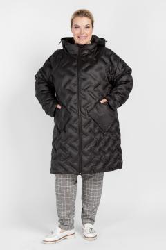 "Пальто ""Артесса"" PL26033BLK01"