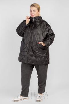 """Куртка """"Артесса"""" KR00333BLK01"""