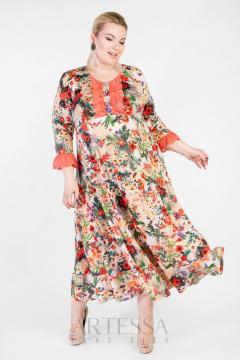"""Платье """"Артесса"""" PP34207FLW16"""