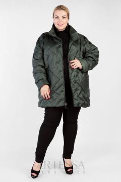 """Куртка """"Артесса"""" KR00333GRN45"""