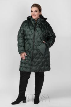 "Пальто ""Артесса"" PL26133GRN45"