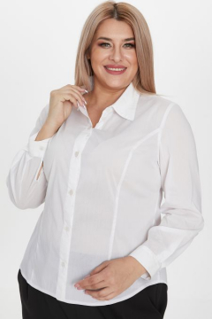 "Блузка ""Luxury Plus"" 1223 (Белый)"