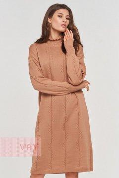 Платье женское 192-2422 (Ириска тоффи)