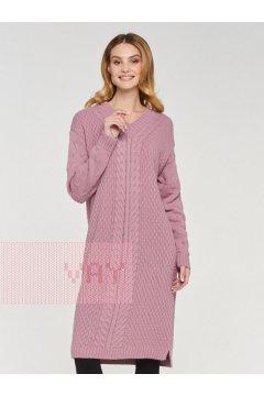 Платье женское 192-2424 (9752 камелия)