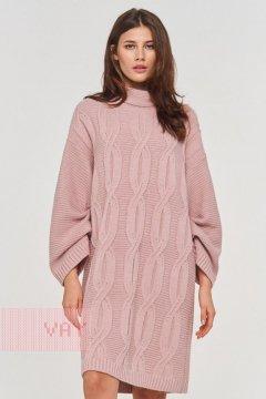 Платье женское 202-2430 (0217 пудра)