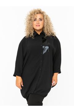 Блузка 140107301 (Черный)