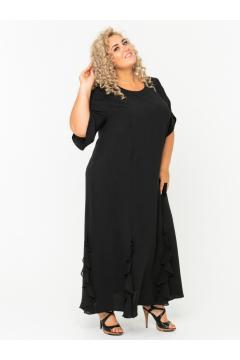Платье 140203601 (Черный)