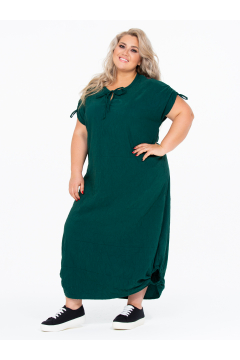 Платье 150203710 (Зеленый)