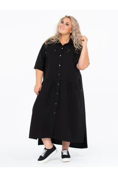 Платье 150203801 (Черный)